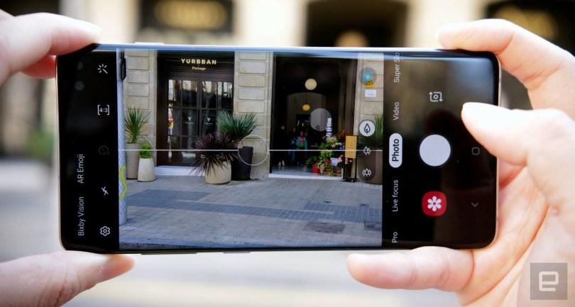 Samsung's Galaxy S10 camera gets a dedicated 'Night' mode