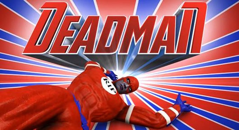 Deadman is our favorite Garry's Mod-powered superhero