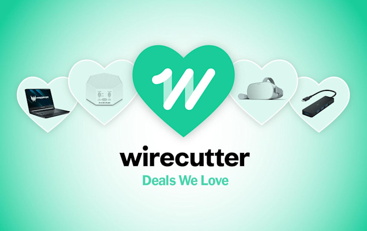 Wirecutter's best deals: Save $250 on an Acer Predator Triton gaming laptop