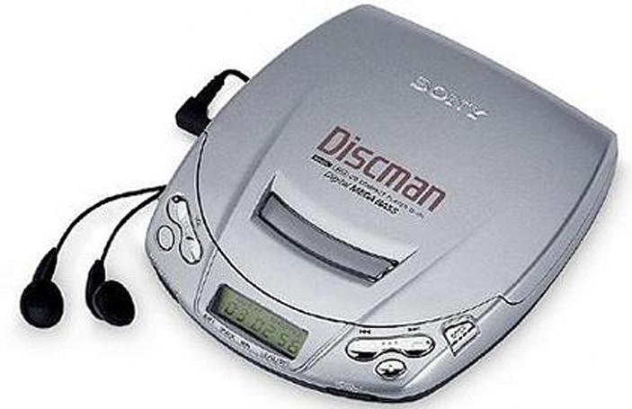 Portable CD players see a resurgence in the UK