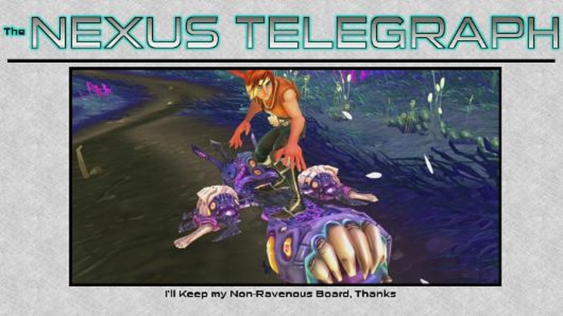 The Nexus Telegraph: WildStar's first dose of Strain