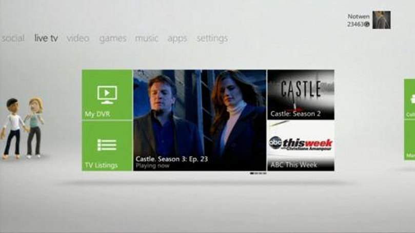 Report: Xbox Fall Dashboard Update set for Nov. 25, uses modified Silverlight