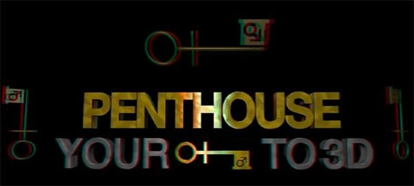 Penthouse 3D channel to fill European screens with three-dimensional smut, starting today