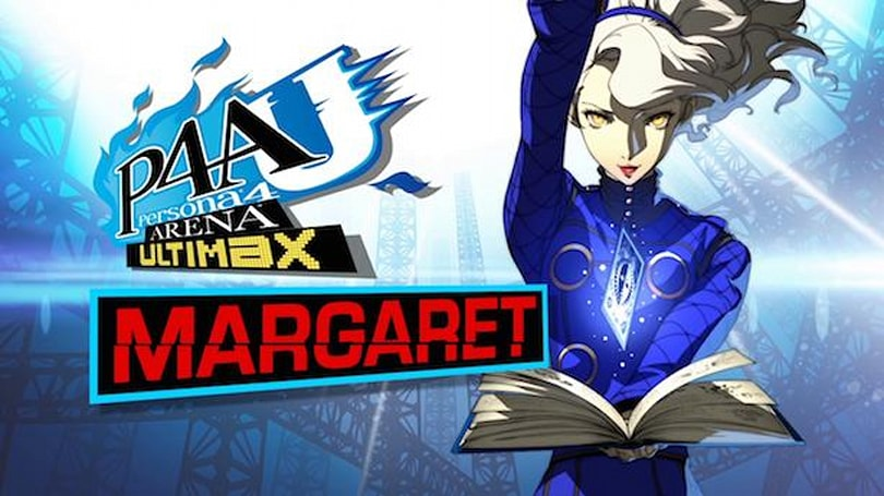Persona 4 Arena Ultimax's Margaret, accessory DLC priced