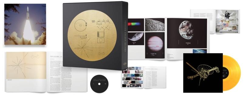 NASA to release Voyager Golden Record as a vinyl box set