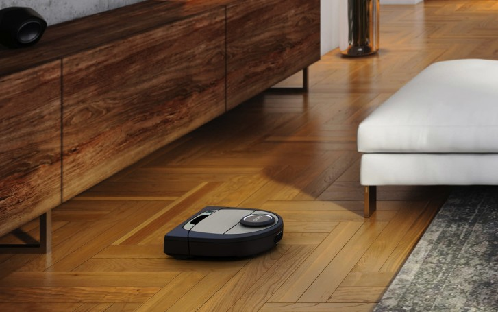 Neato's voice-activated Botvac arrives in the US for $800