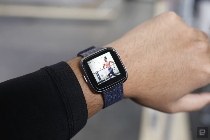 Fitbit's updated smartwatch OS provides more fitness info at a glance
