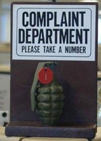 Message board complaints ruin games