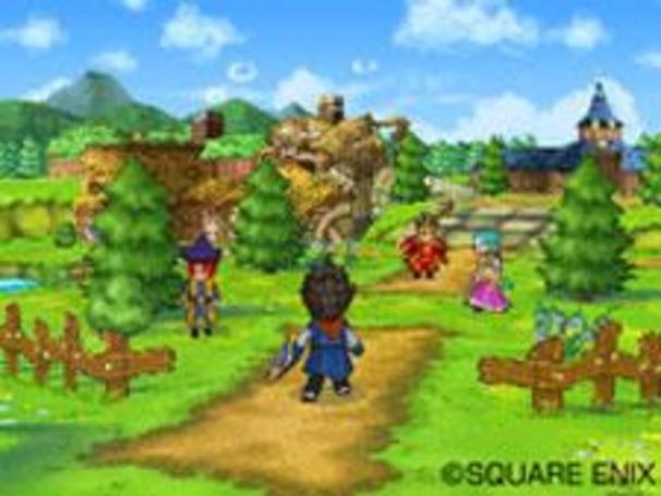 Dragon Quest IX announced as DS exclusive