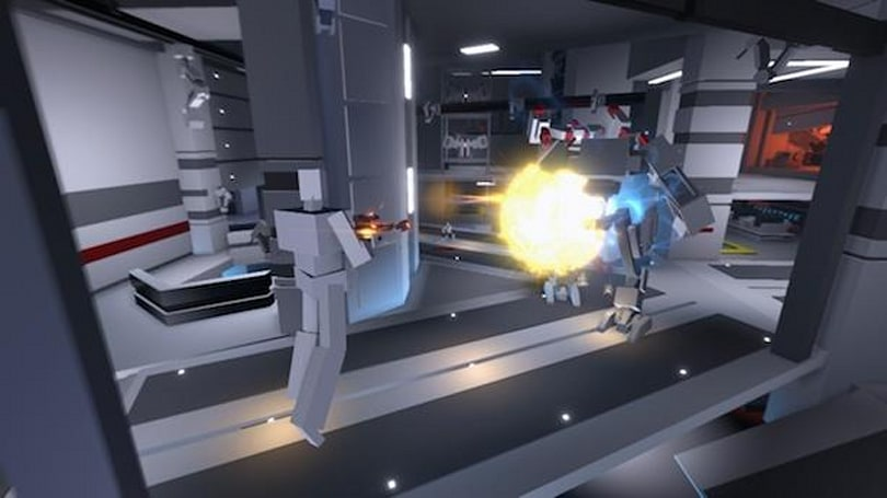 Arena shooter Minimum's Early Access price minimized