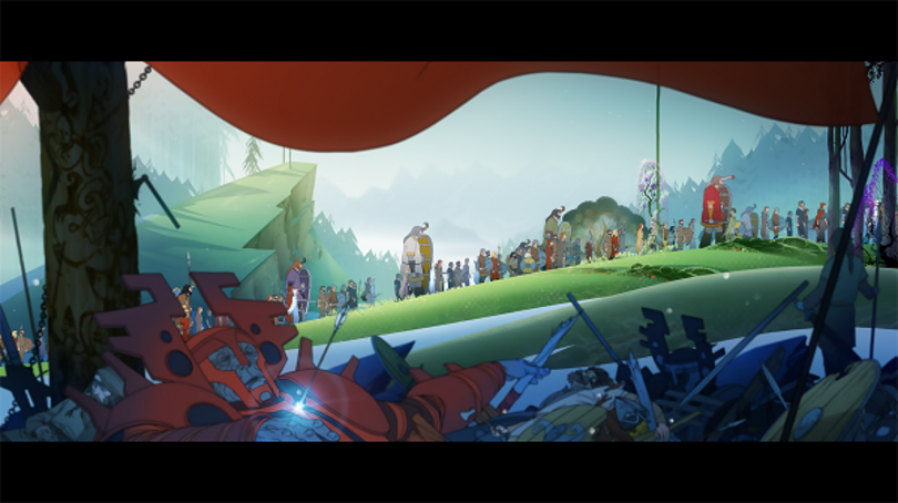 The Banner Saga 2 confirms trek to PS4, Xbox One, PC