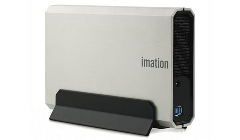 Imation Apollo D300 pairs 2TB of storage with USB 3.0 connection for $220