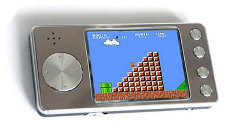 Ainol rolls out NES-playing V1000 portable media player