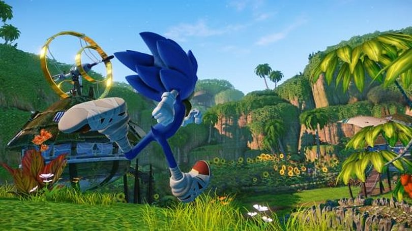 The slowest parts of Sonic Boom might also be the best