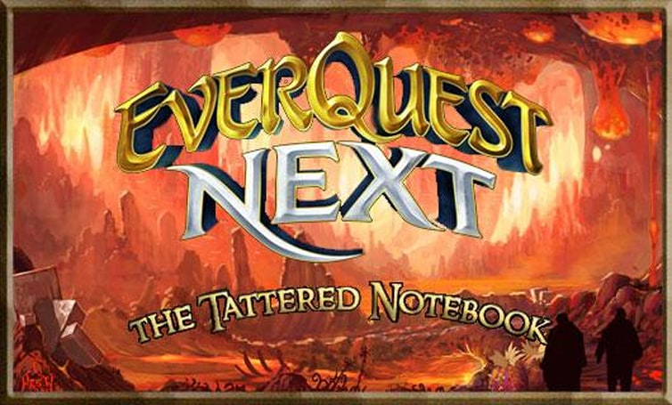 The Tattered Notebook: It's OK if EverQuest Next is a niche game
