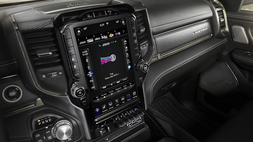 SiriusXM adds streaming-style features to its in-car radio service