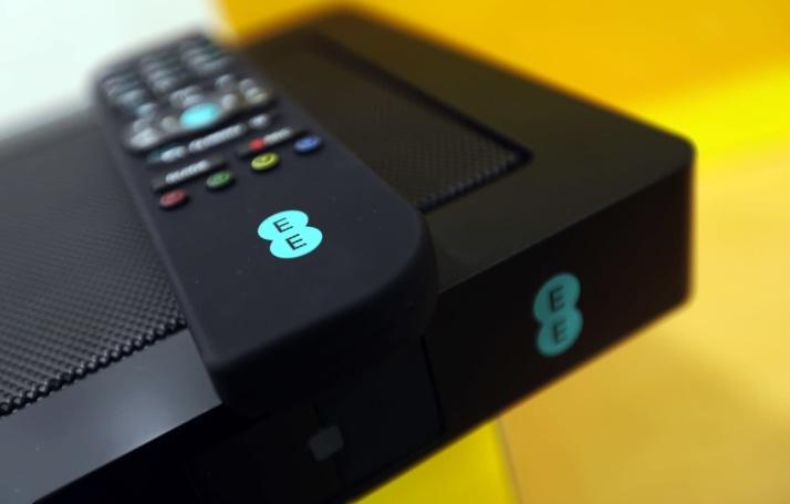 EE TV gets voice controls thanks to Amazon's Alexa