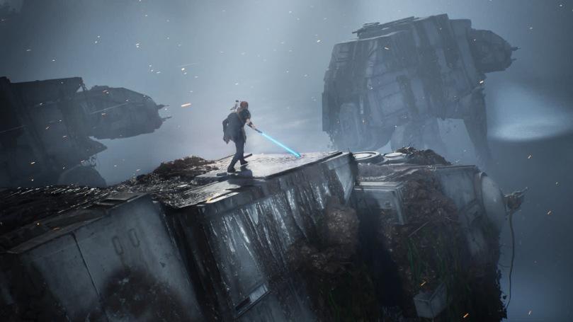 EA's return to Steam starts with 'Star Wars Jedi: Fallen Order'