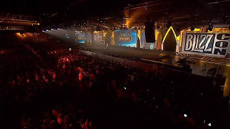 Watch the BlizzCon 2014 opening ceremony live