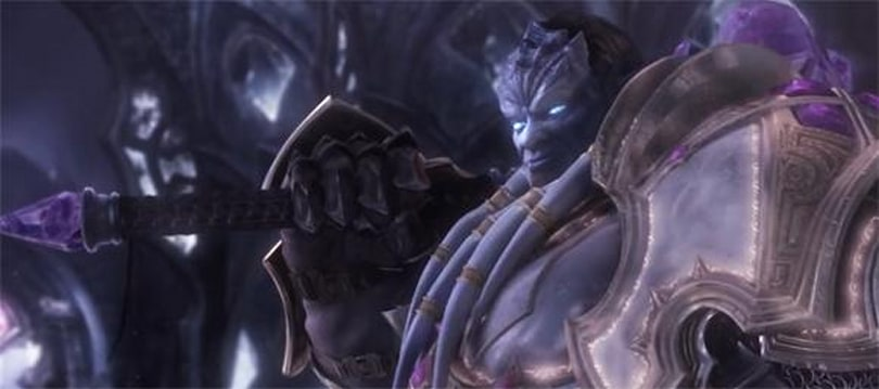 Know Your Lore: Draenei are not pacifists