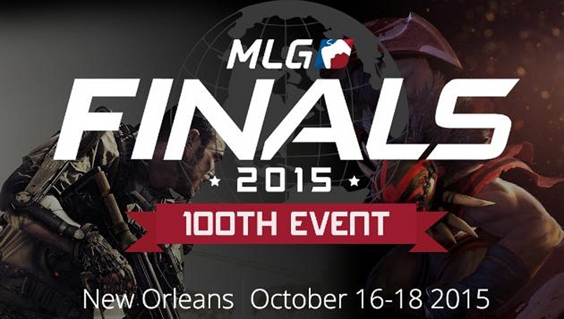 Major League Gaming finals head to New Orleans in October