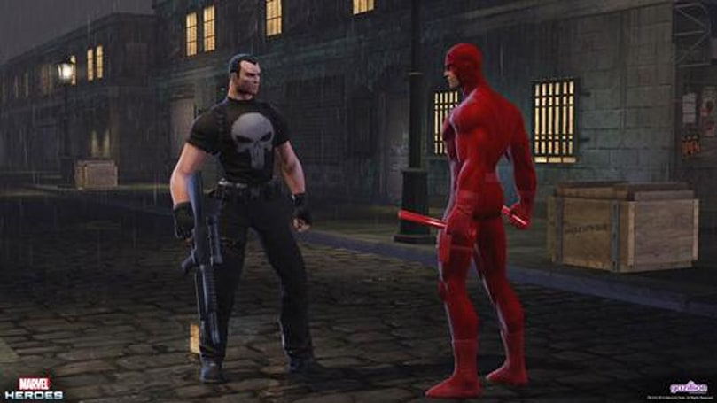 Marvel Heroes introduces new game mode in Training Day update