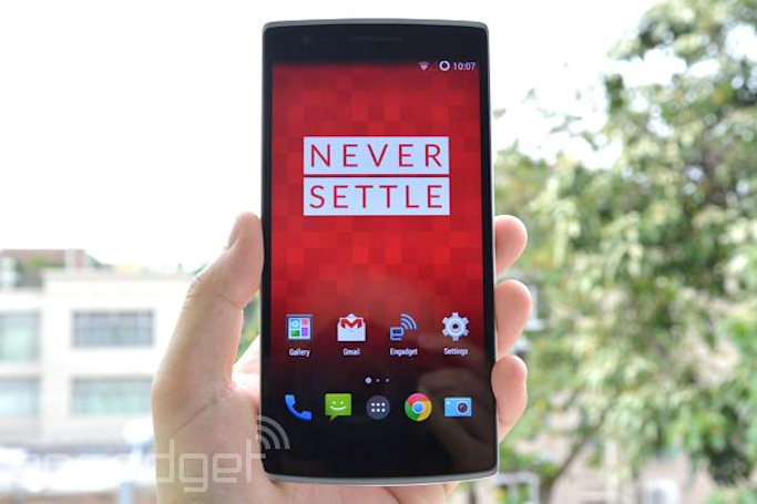 Meet the One, OnePlus' $299 Nexus killer