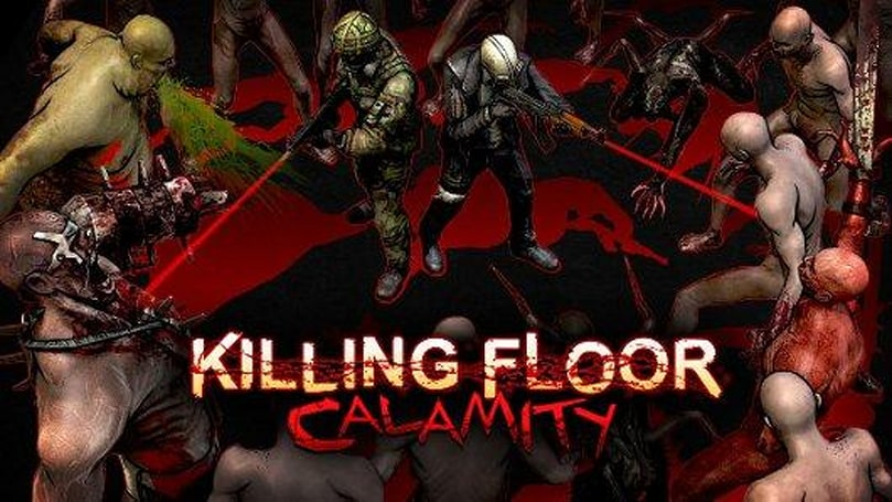 Arcade shooter Killing Floor: Calamity arrives exclusively on Ouya