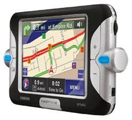 Uniden getting into the portable GPS biz