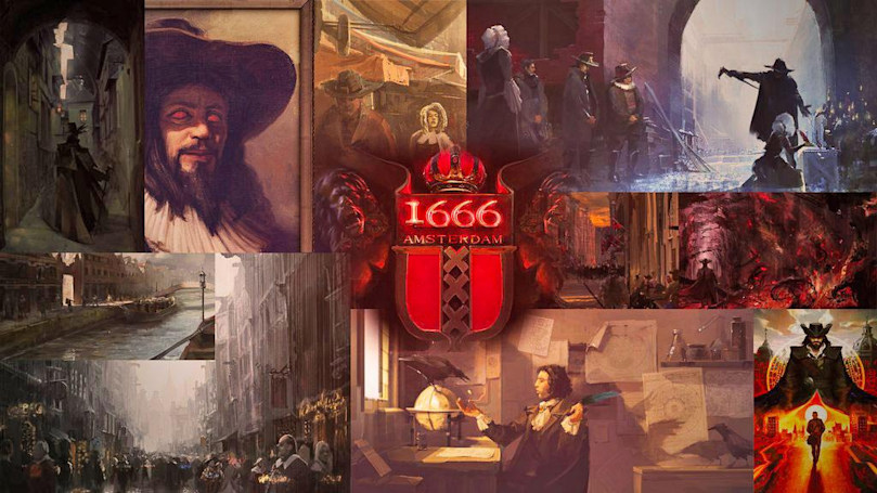 '1666 Amsterdam' is back in 'Assassin's Creed' creator's hands