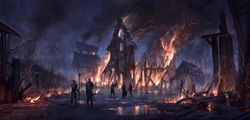 Paul Sage on Elder Scrolls' endgame