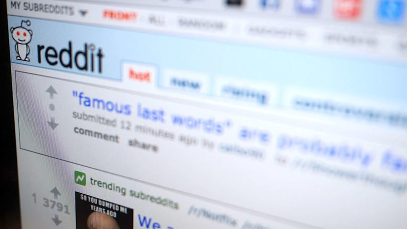 Reddit bans communities trading firearms and drugs