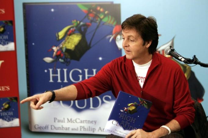 Paul McCartney's adventure novel for kids is becoming a Netflix movie