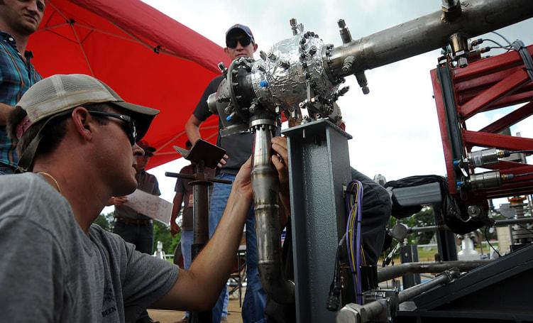 NASA's 3D-printed rocket pump passes brutal stress test
