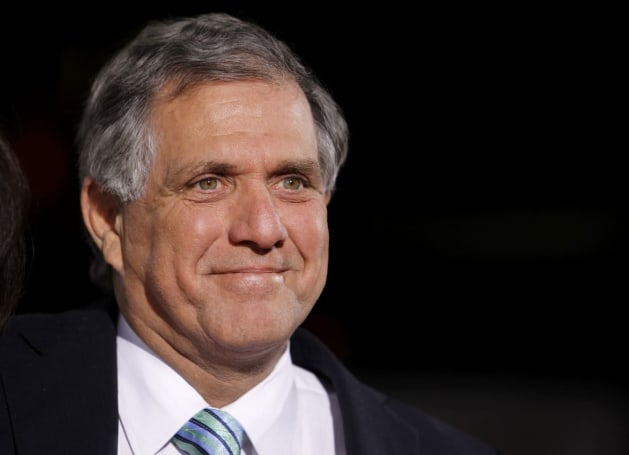 CBS CEO Les Moonves faces sexual misconduct investigation
