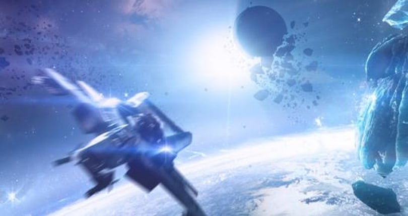 Star Citizen hits $54 million with a letter from Chris Roberts