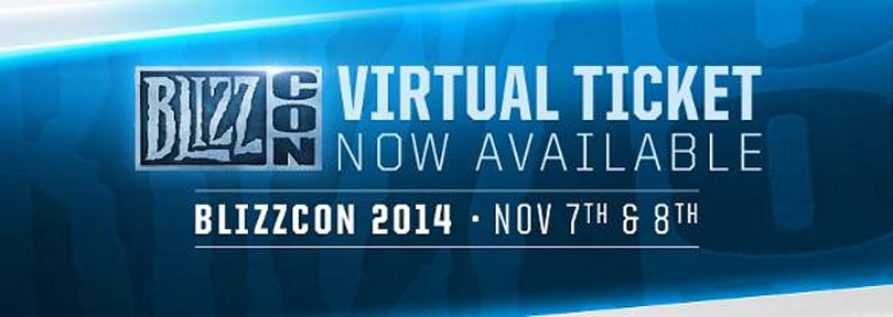 BlizzCon Virtual Ticket on sale now