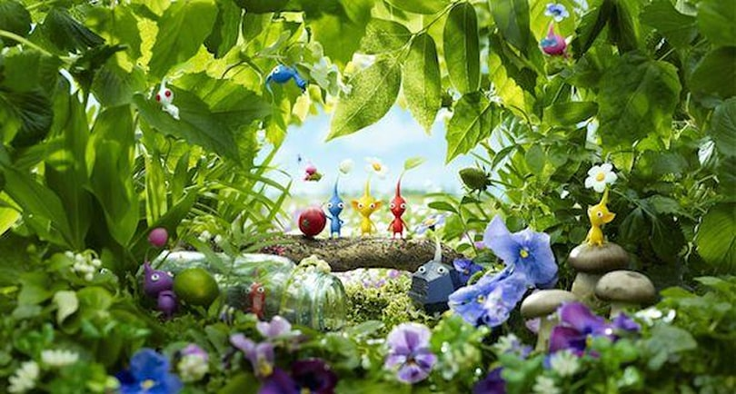 Pikmin shorts to debut at Tokyo International Film Festival