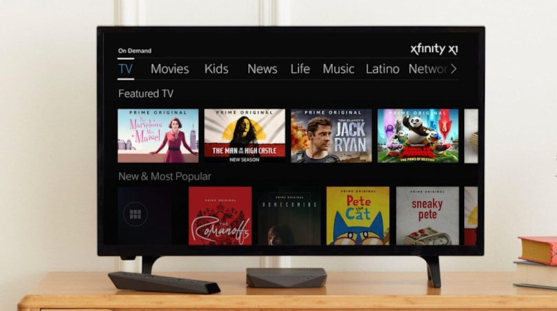 Comcast's X1 boxes get Amazon Prime Video this week
