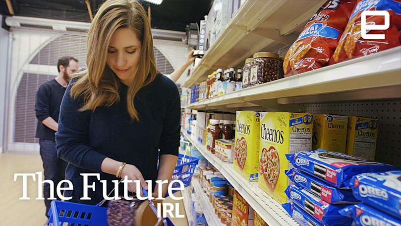 The checkout line's death knell   The Future IRL