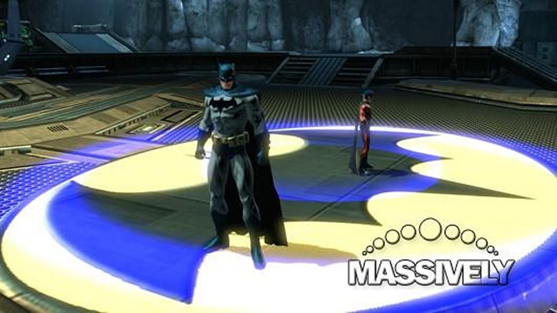 Surprise! DCUO Game Update 31 is going live today