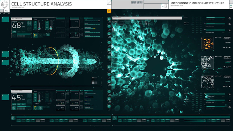 The 'Nightflyers' TV show has some killer user interfaces