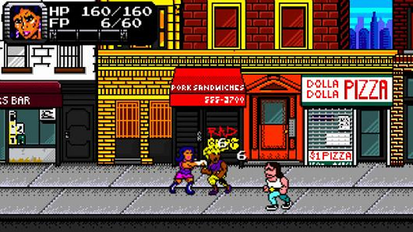 Double Dragon with diversity in 'Beatdown City'