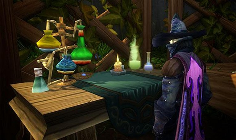 Upcoming alchemy and jewelcrafting changes