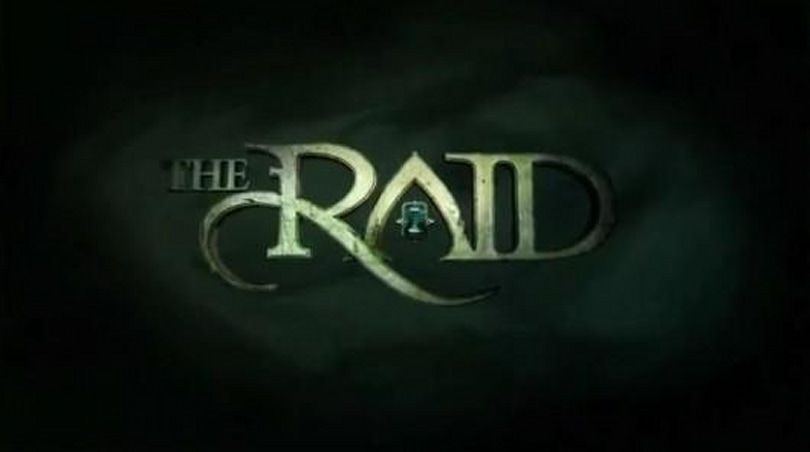 Catch The Raid's world premiere for free