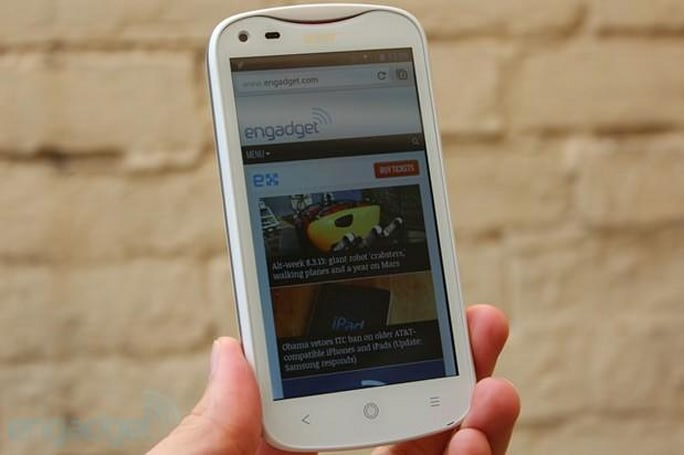 Acer Liquid E2 lands on Three in the UK, LG Optimus L1 II coming soon