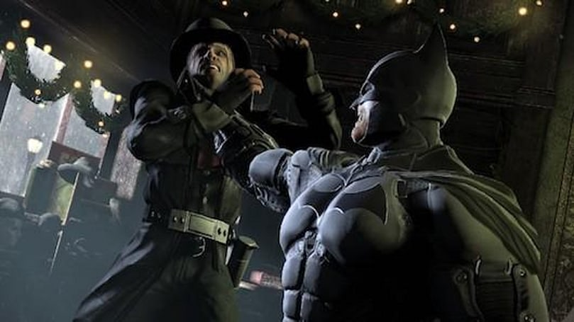Batman: Arkham Origins Initiation DLC, I Am The Night mode detailed