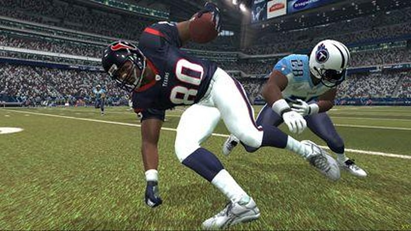 Pay to WATCH Madden 07 (if you're stupid)