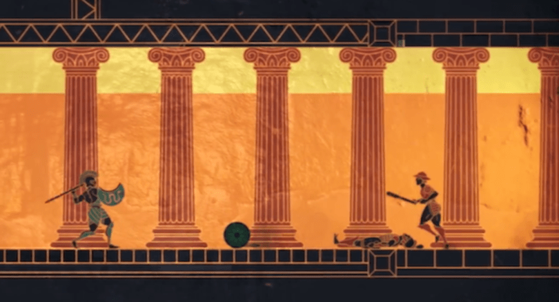 Apotheon brings PS4's Greek paintings to life in January