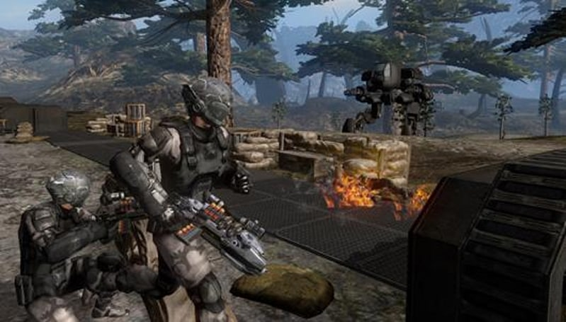 The Repopulation aiming to fill the MMO non-combat void